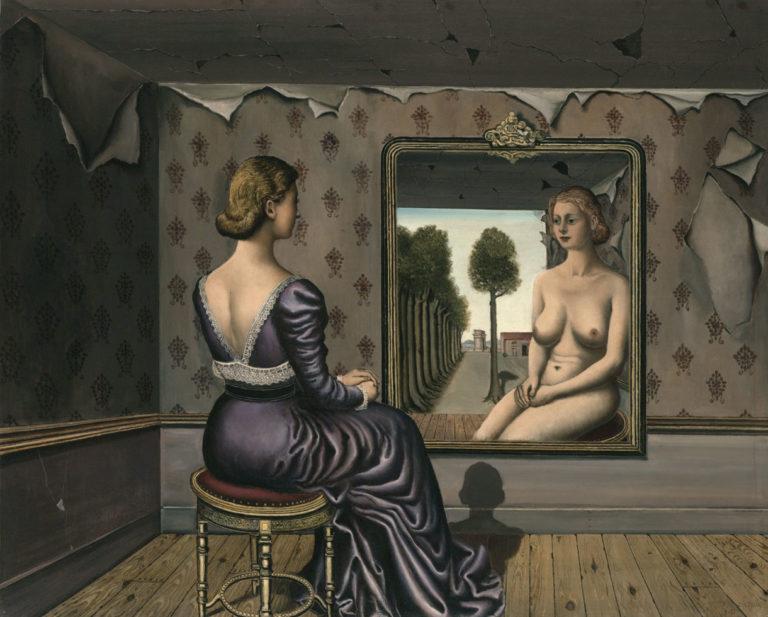 Зеркало. 1939