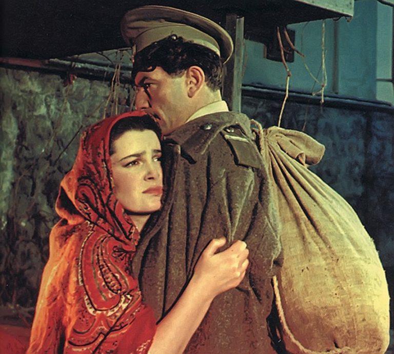 Аксинья и Григорий. 1957