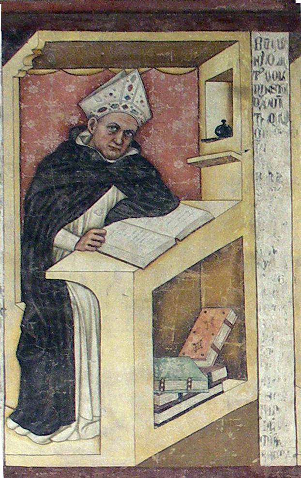 Альберт Великий (лат. Albertus Magnus, ок. 1200–1280). 1352