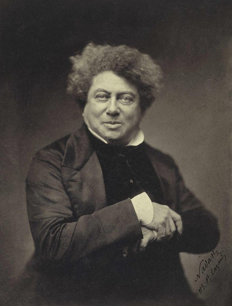 Александр Дюма-отец (фр. Alexandre Dumas, père, 1802–1870)