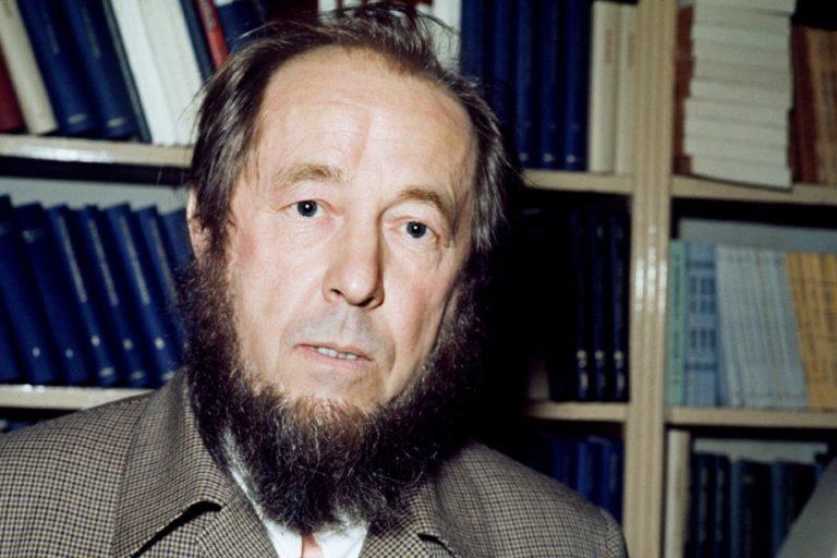 Александр Исаевич Солженицын (1918–2008). 1970