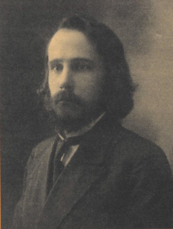 Александр Иванович Тиняков (1886–1934)