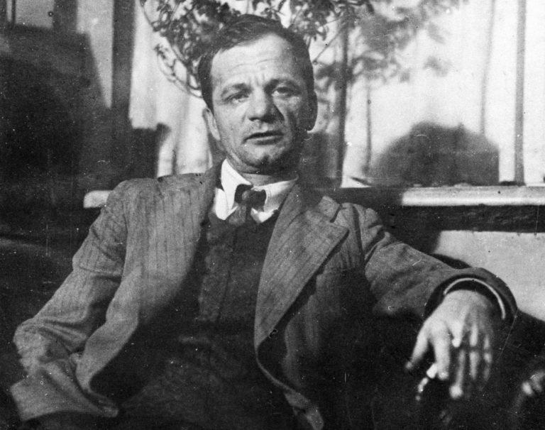 Андрей Платонович Платонов (Климентов, 1899—1951)