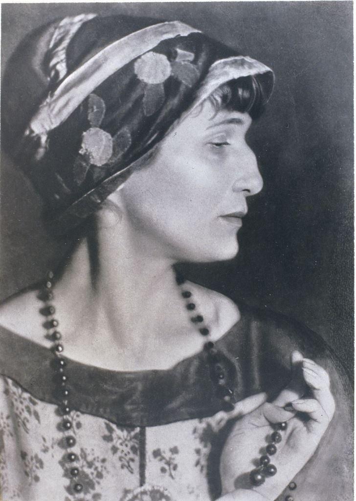 Анна Андреевна Ахматова (1889–1966). 1920-е