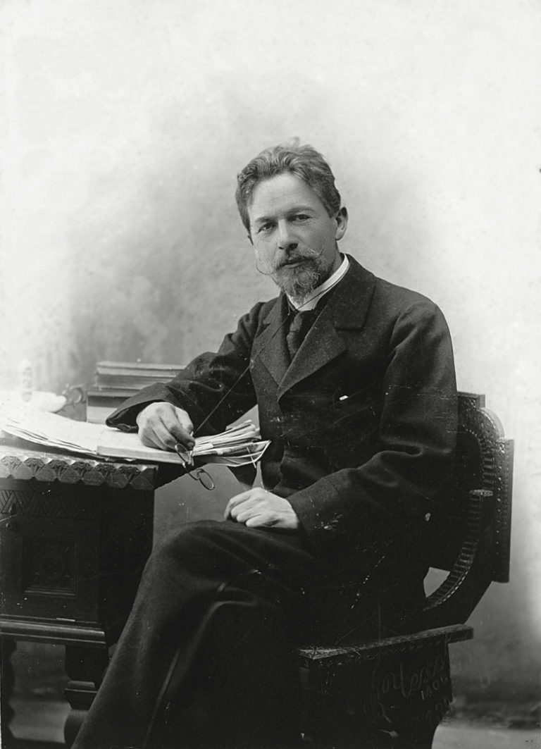 Антон Павлович Чехов (1860–1904). 1889