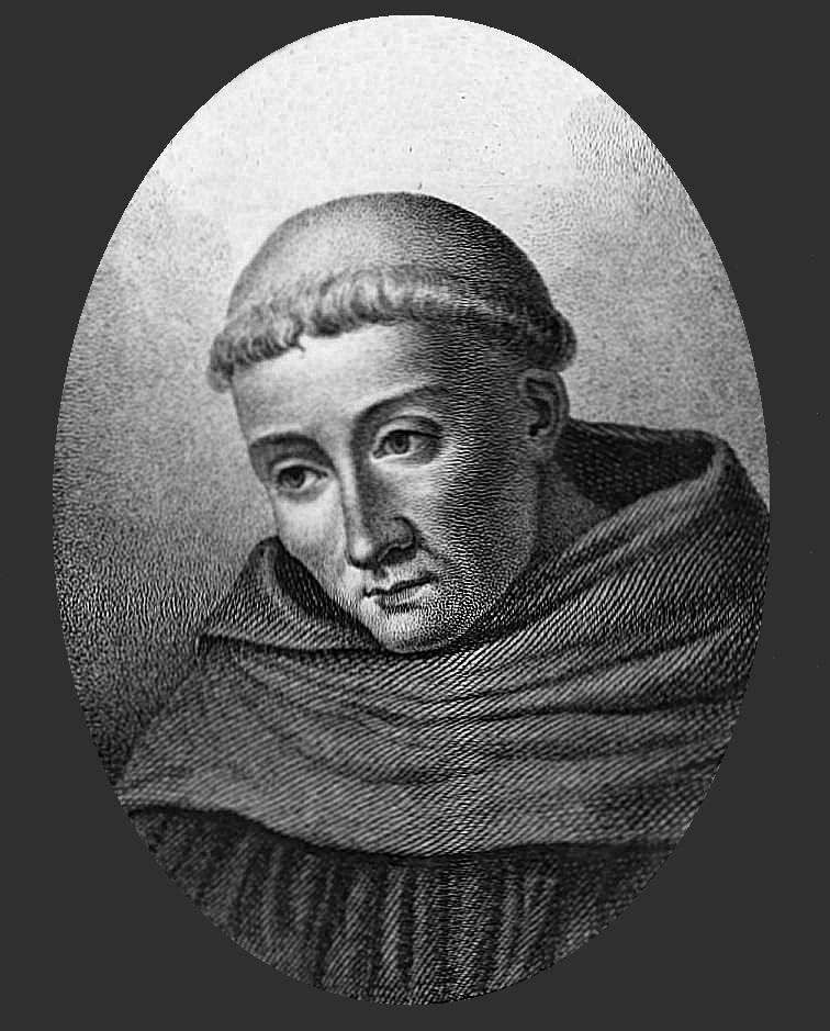 Бернард Клевроский (фр. Bernard de Clairvaux, 1091-1153). 1900