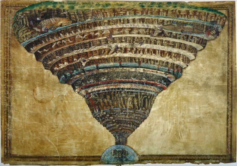 Бездна ада. 1480