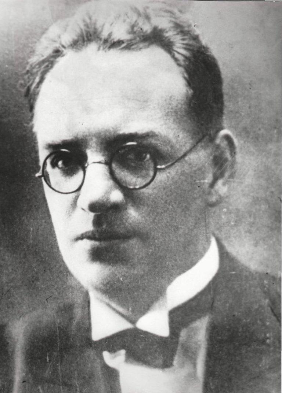 Борис Андреевич Пильняк (Вогау, нем. Wogau, 1894—1938)