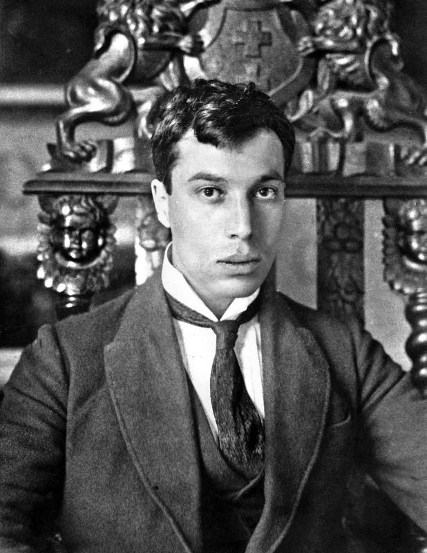 Борис Леонидович Пастернак (1890–1960). 1922