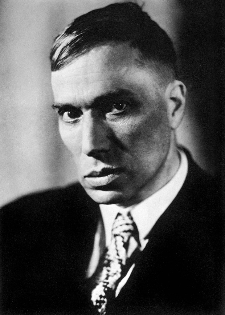 Борис Леонидович Пастернак. 1934
