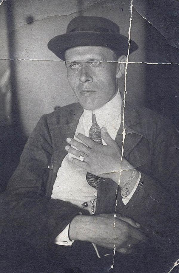Даниил Иванович Хармс (Ювачёв, 1905–1942). Нач. 1930-х