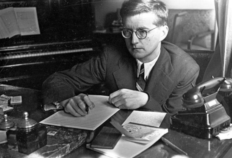 Дмитрий Дмитриевич Шостакович (1906–1975)