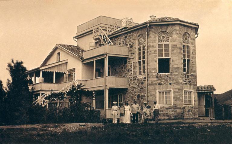 Дом Максимилиана Волошина в Коктебеле