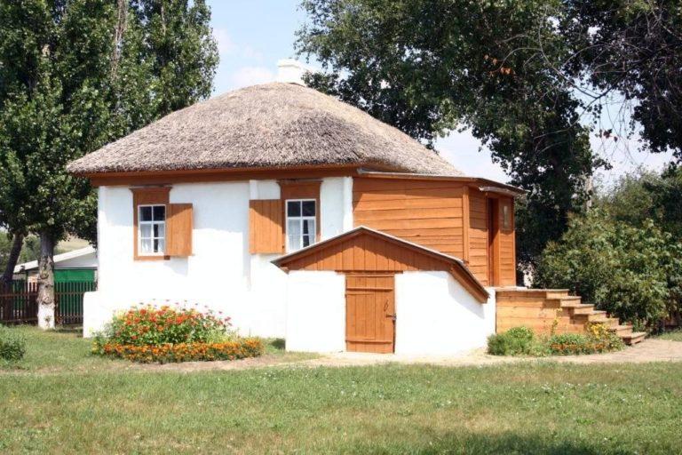 Дом, в котором родился М. А. Шолохов