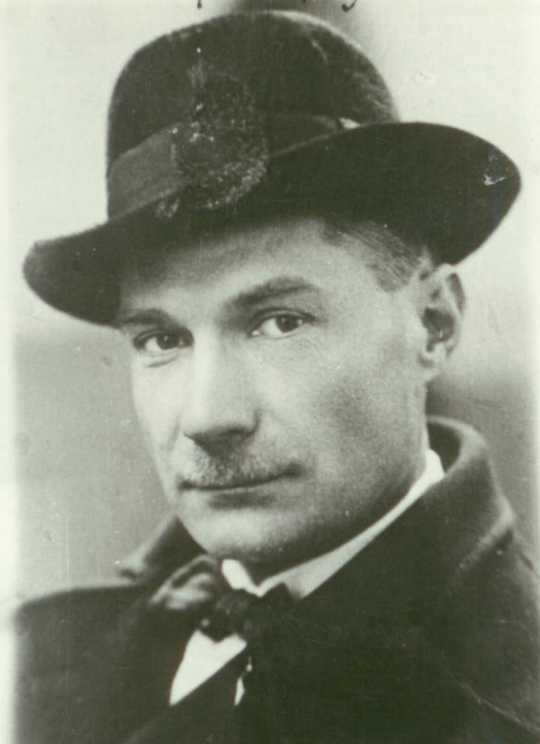 Евгений Иванович Замятин (1884—1937)