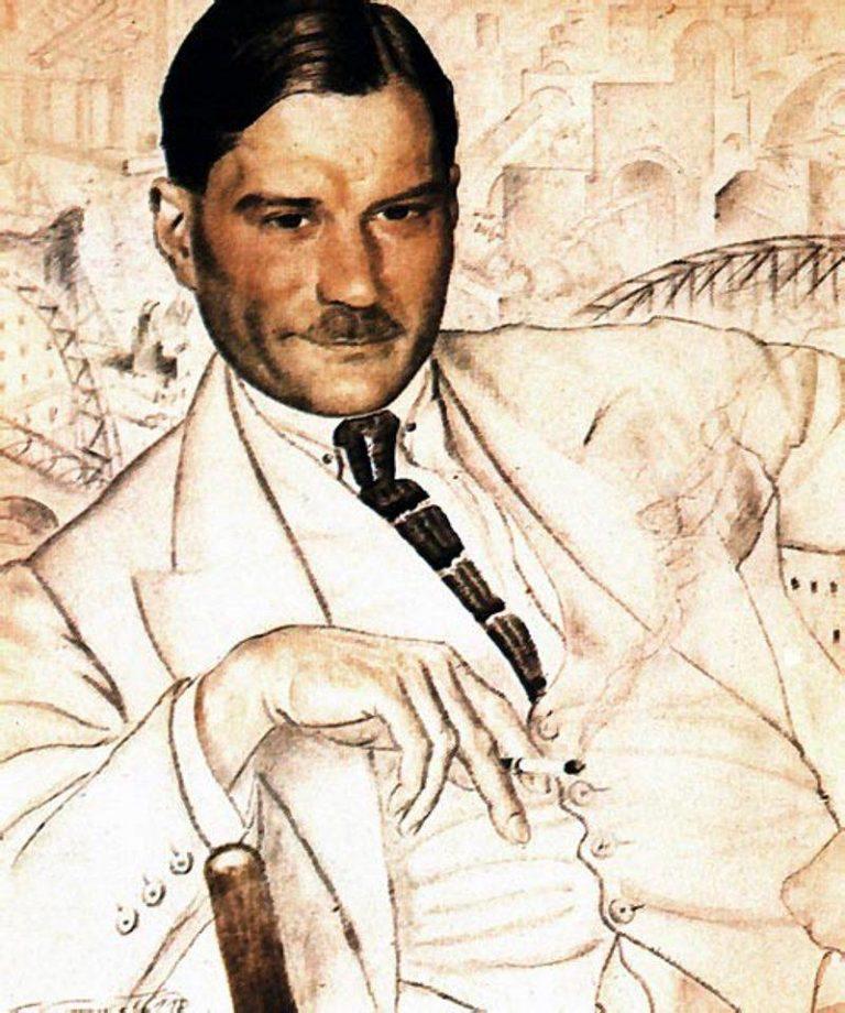 Евгений Иванович Замятин (1884–1937). 1923