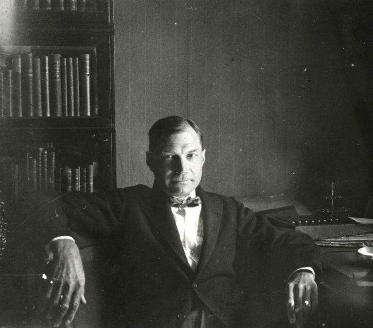 Евгений Иванович Замятин в 1920-е годы