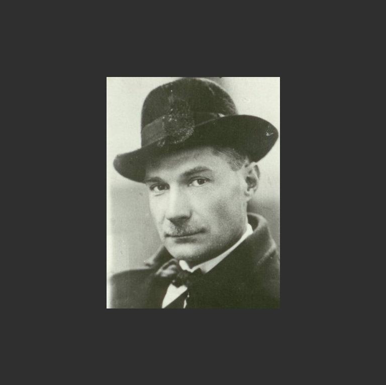 Евгений Замятин в 1919 году