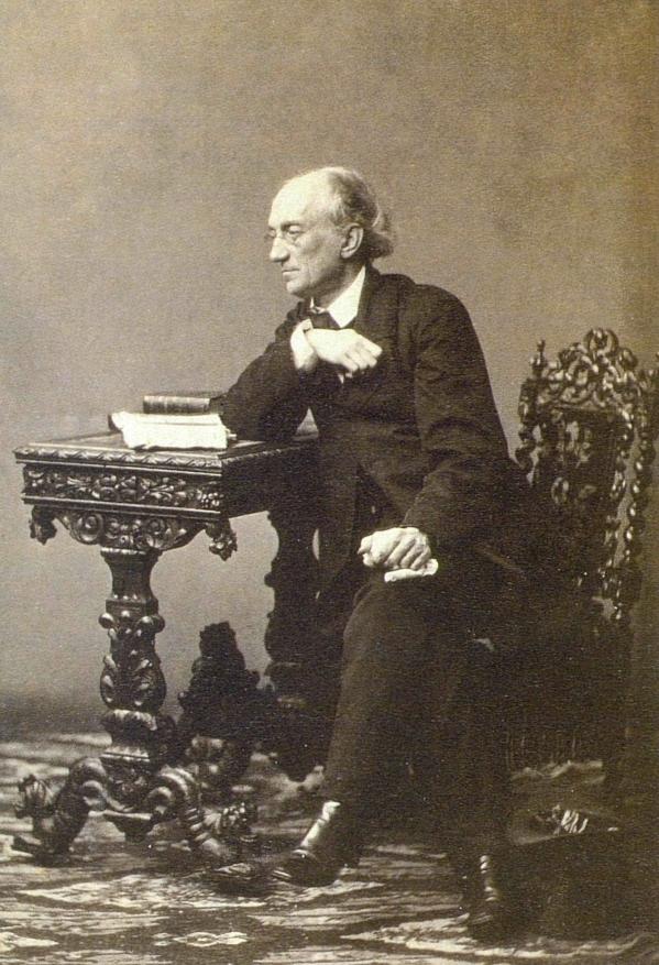 Федор Иванович Тютчев (1803–1873). 1860–1861