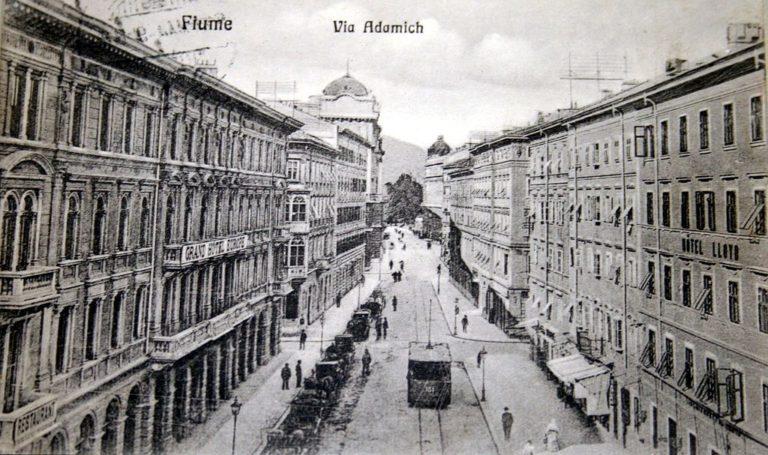 Фиуме. 1920