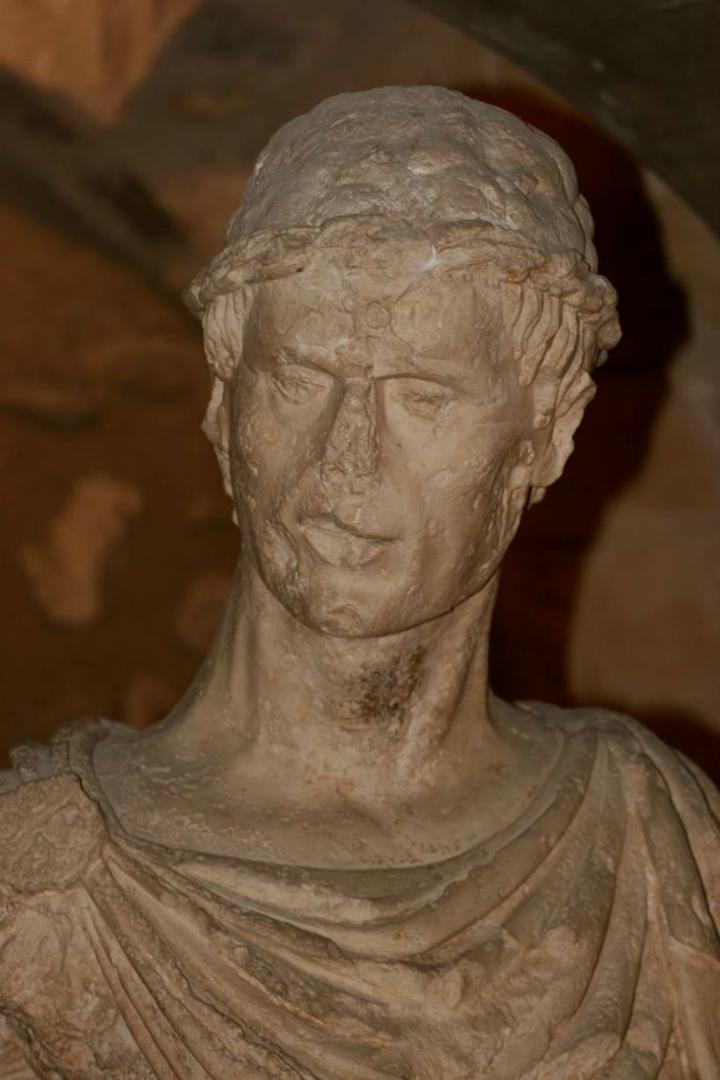 Фридрих II (?). Сер. XIII в.