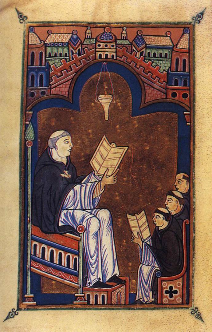 Гуго Сен-Викторский (фр. Hugues de Saint-Victor, 1096–1141). XII–XII вв.