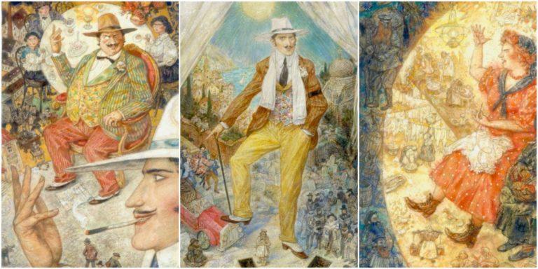 Иллюстрация к «Одесским рассказам»