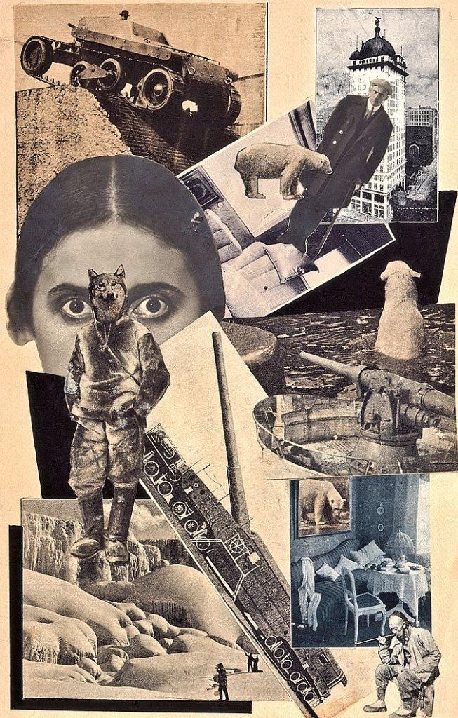 Иллюстрация к первому изданию поэмы «Про это». 1923