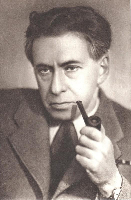 Илья Григорьевич Эренбург (1891–1967)