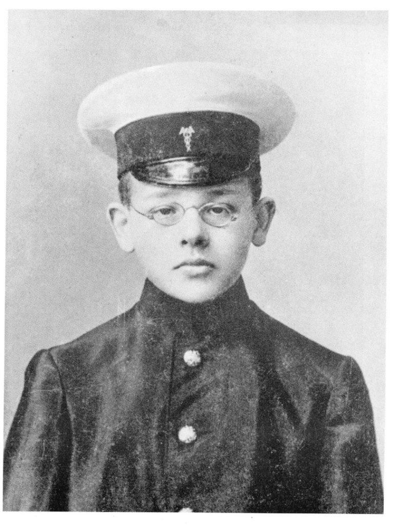 Исаак Бабель. 1907