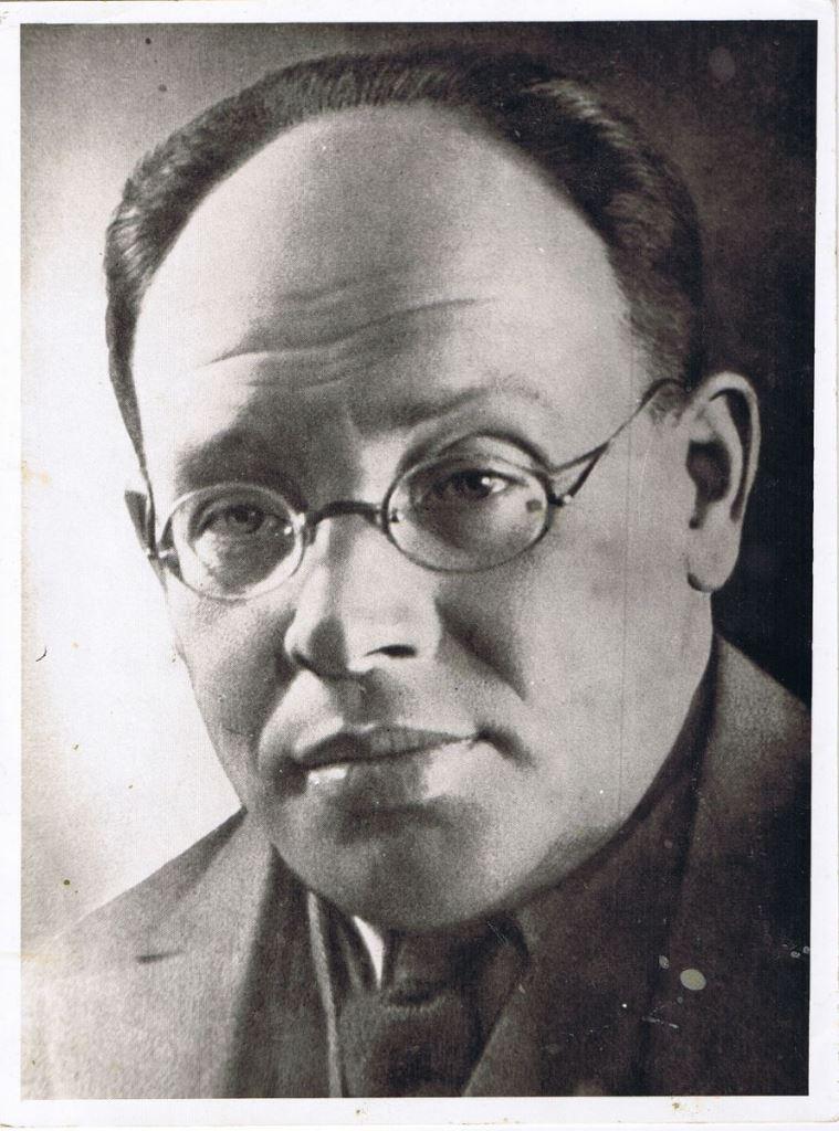 Исаак Эммануилович Бабель (1894—1940)