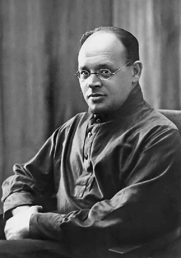 Исаак Эммануилович Бабель (Бобель, 1894–1940). Начало 1930-х