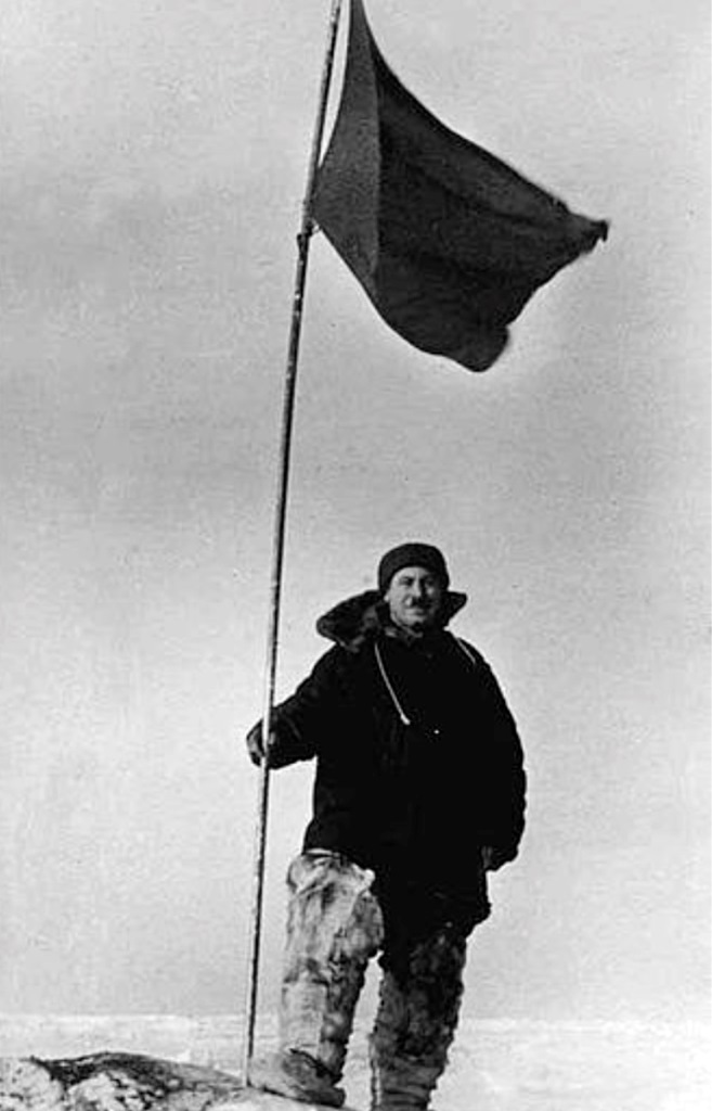 Иван Дмитриевич Папанин (1894–1986). 1937–1938