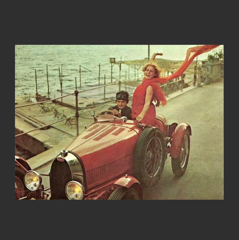 Кадр из фильма «Айседора». 1968