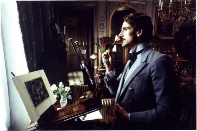 Кадр из фильма «Любовь Свана» (Un Amour de Swann). 1983