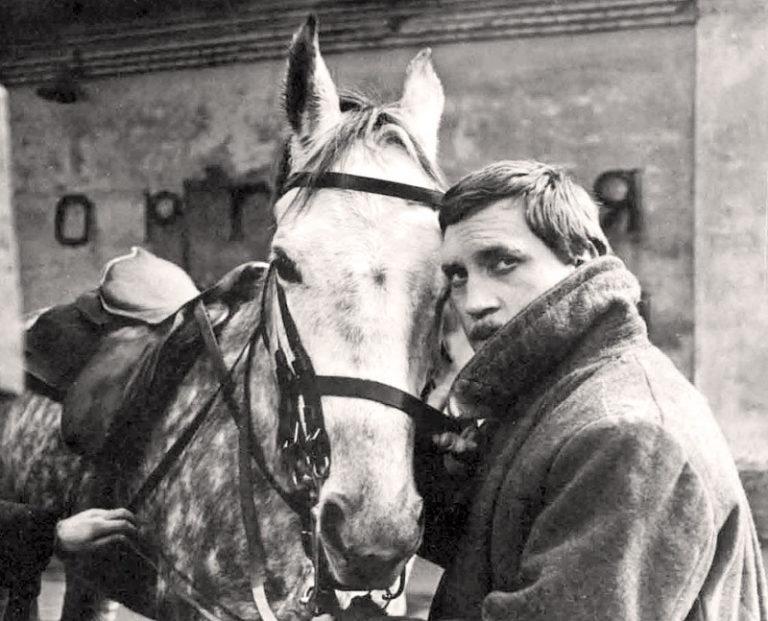 Кадр из фильма «Служили два товарища». 1968