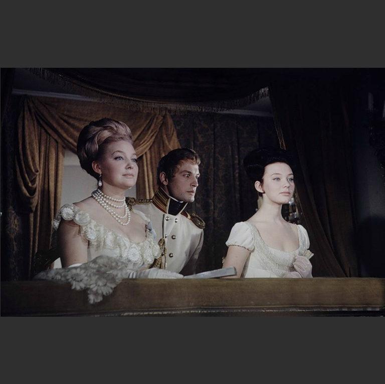 Кадр из фильма «Война и мир». 1967