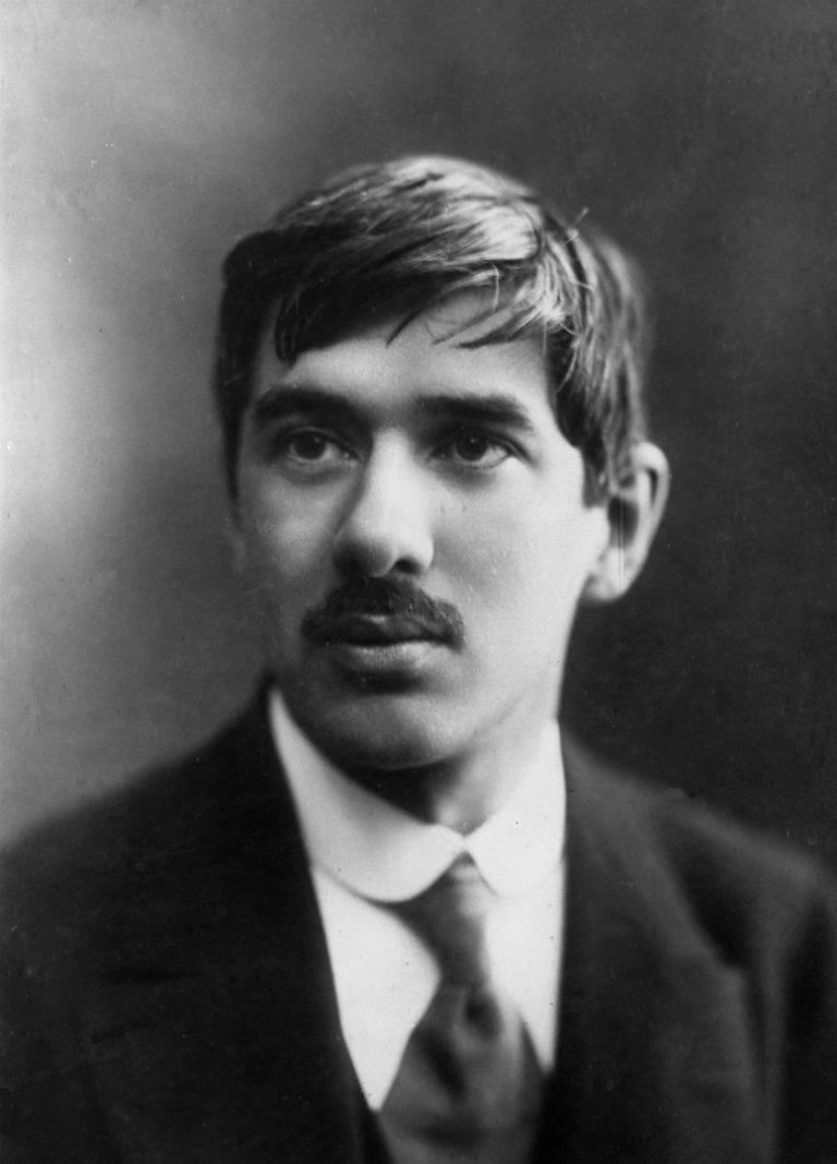 Корней Иванович Чуковский (Николай Васильевич Корнейчуков, 1882–1969)