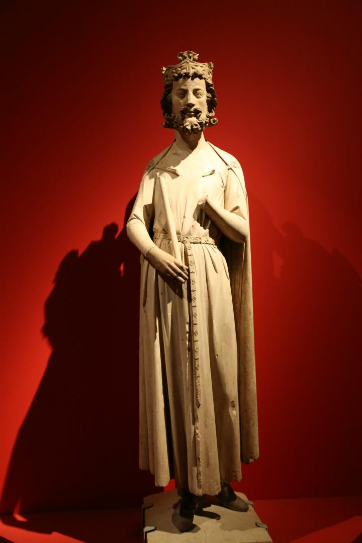 «Король Хильдеберт». 1239–1240