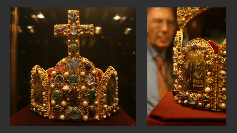 Корона императоров. X–XI вв.