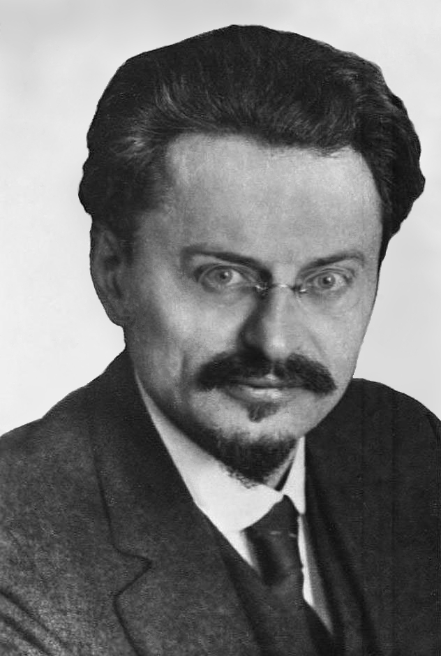 Лев Давидович Троцкий (Лейба Давидович Бронштейн, 1879–1940)