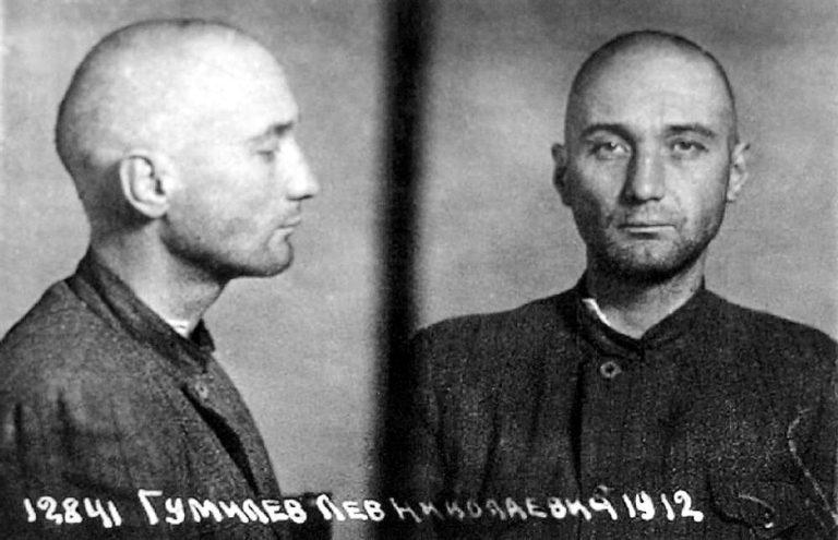 Лев Николаевич Гумилёв (1912–1992) в 1949 г.