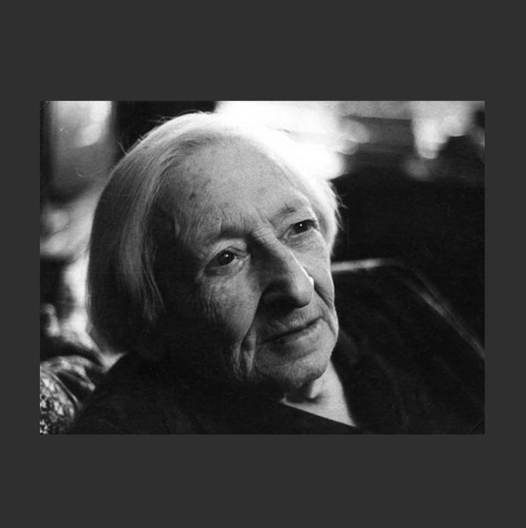 Лидия Яковлевна Гинзбург (1902–1990)