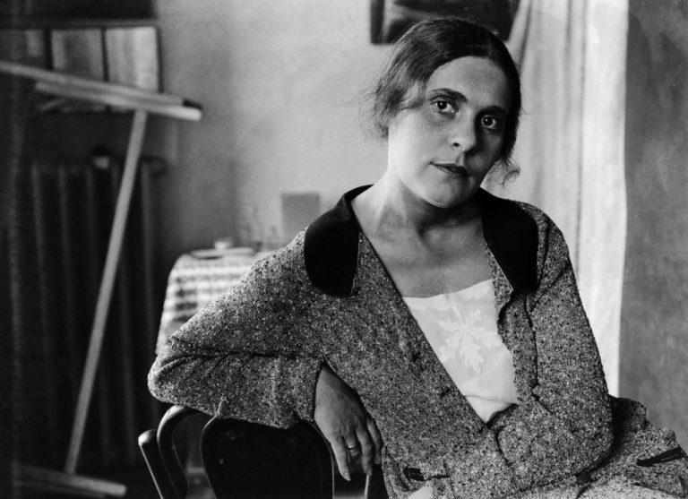 Лиля Брик. 1924