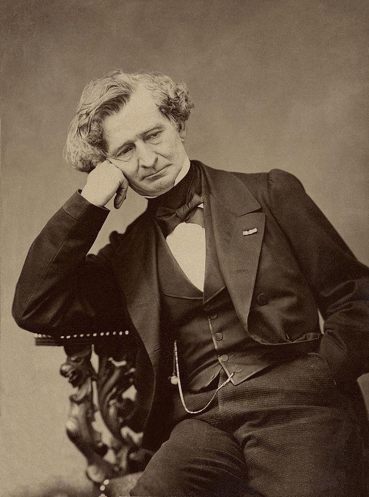 Луи-Гектор Берлиоз (фр. Louis-Hector Berlioz, 1803—1869)