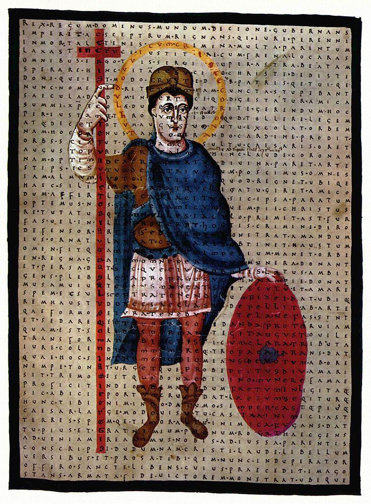 Людовик I Благочестивый. Ок. 840