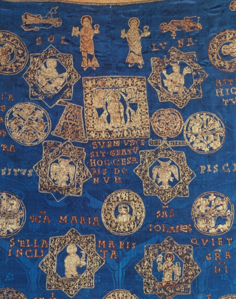 Мантия императора Генриха II. Ок. 1020