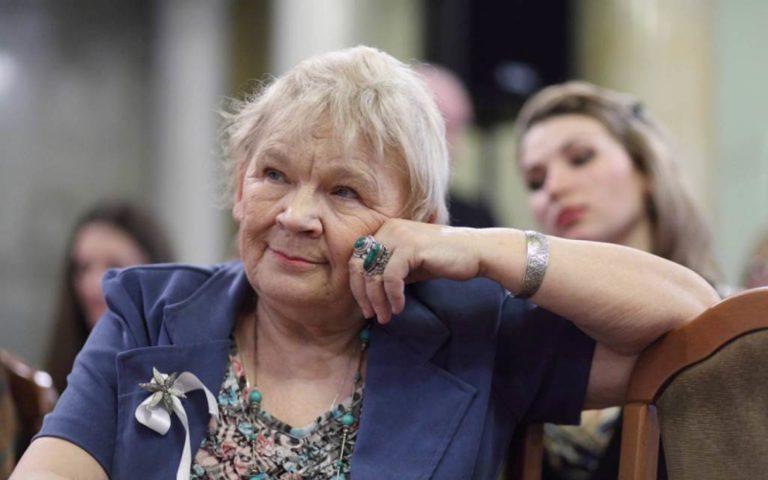 Мариэтта Омаровна Чудакова