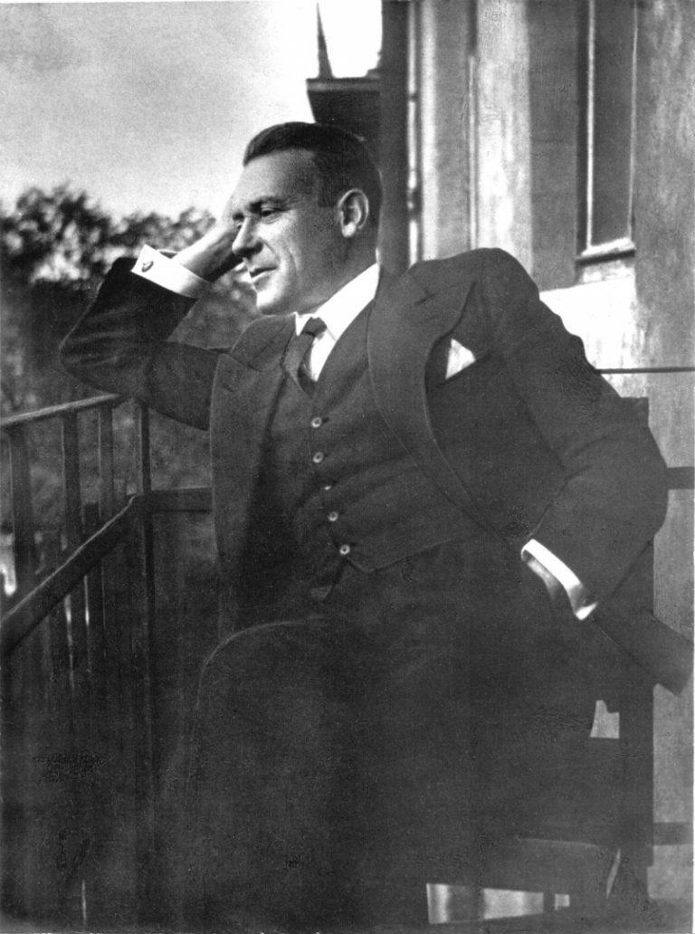 Михаил Афанасьевич Булгаков (1891–1940). 1935