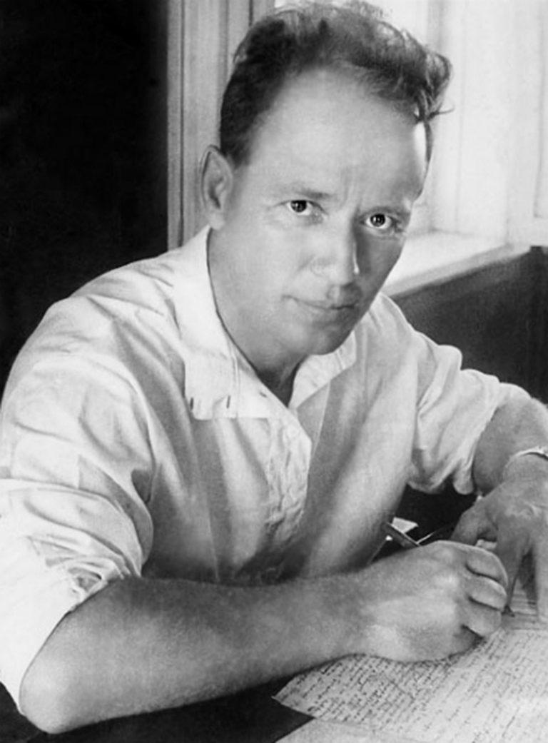 Михаил Александрович Шолохов (1905–1984). 1938